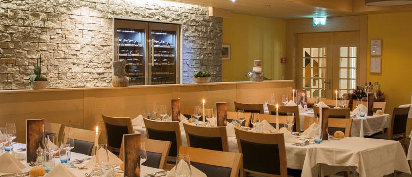 Hotel Sunstar Alpine, Wengen, Bernese Oberland, Switzerland - restaurant.jpg